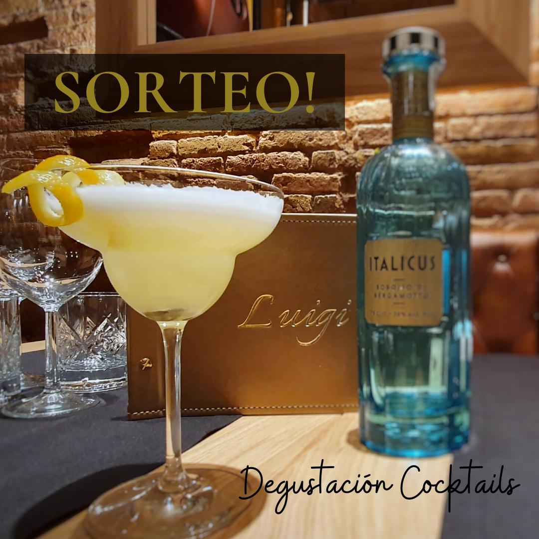 Sorteo Degustación de Cocktails!