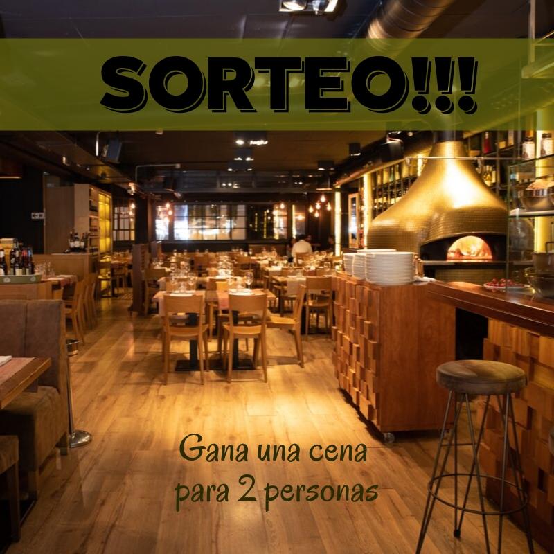 Sorteo Menú Degustación Septiembre 2019