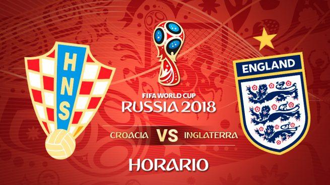 Hoy a las 20:00 ven a ver el Croacia – Inglaterra a Luigi Ristorante
