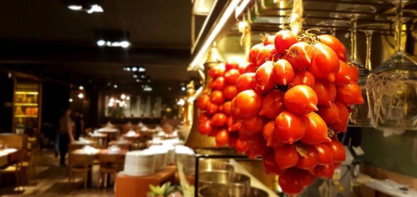 Menú italiano en Bcn