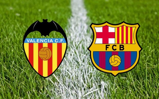Valencia – Barça y los mejores partidos de La Liga en Luigi Ristorante