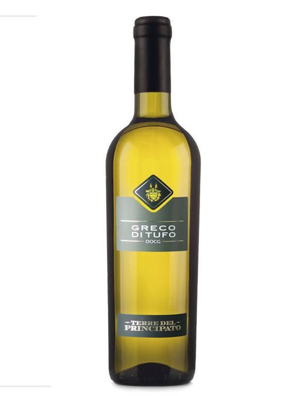 Greco di Tufo, otro de los vinos italianos con carácter de la bodega de Luigi
